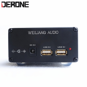 Image 4 - 15VA DC 5V USB 5.5/2.1 bardzo niski poziom hałasu zasilaczem adapter do regulowanego zasilaczem XMOS dac