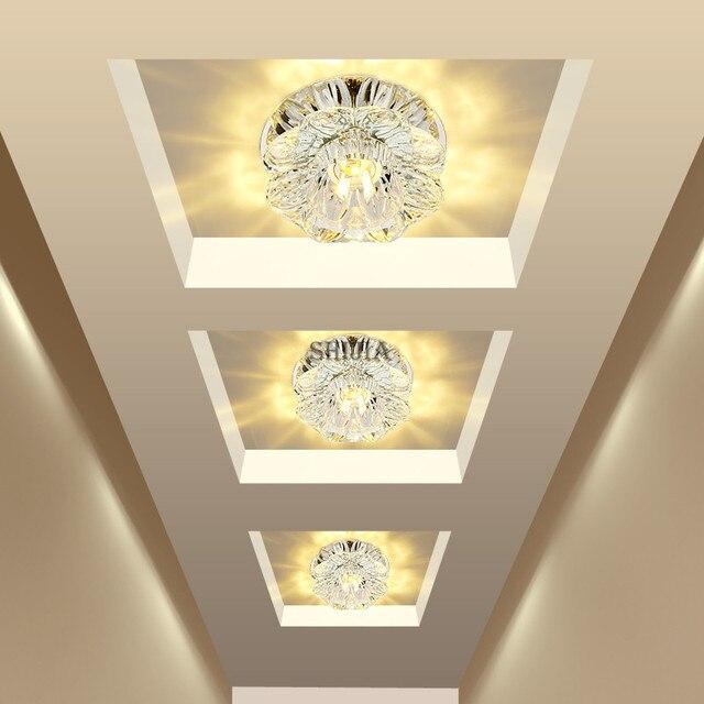 Aliexpress.com : Acquista Corridoio Specchio Lampada Da Soffitto Corridoio Veranda Illuminazione ...