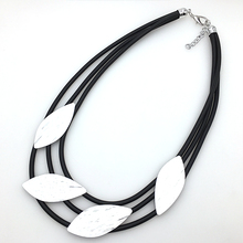Empress 2019 New Women Necklaces With Tree Leaf Jewelry Gift Friend Valentines Day Choker Collares Punk Gothic Neck Lace Chain