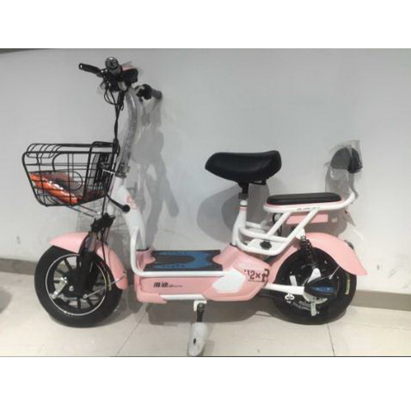130933/Electric car simple new electric car sports student car girl travel electric bike/Anti-skid paint pedal