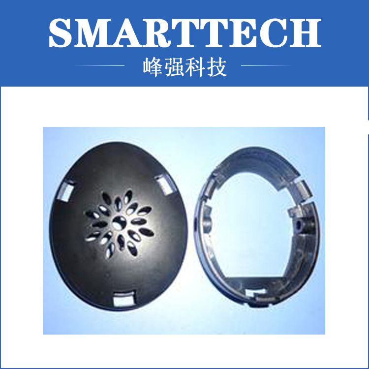 Plastic led light cover mold makers household product plastic dustbin mold makers