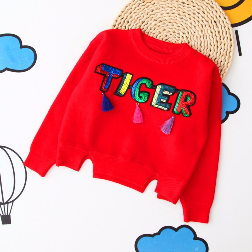 Baby Girl Cotton Sweater (4)