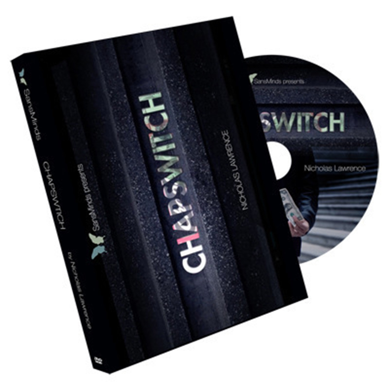 quot Chapswitch Money Become Lip Balm Gimmick And DVD Magic Tricks Props Close Up Stage Magician SansMinds Bill Chapstick Currency in Magic Tricks from Toys amp Hobbies