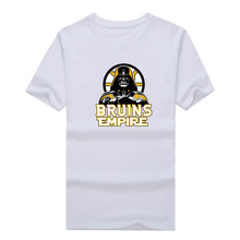 2017 New 100% Cotton Bruins Empire T-shirt Star Wars Darth Vader boston T Shirt 0104-20