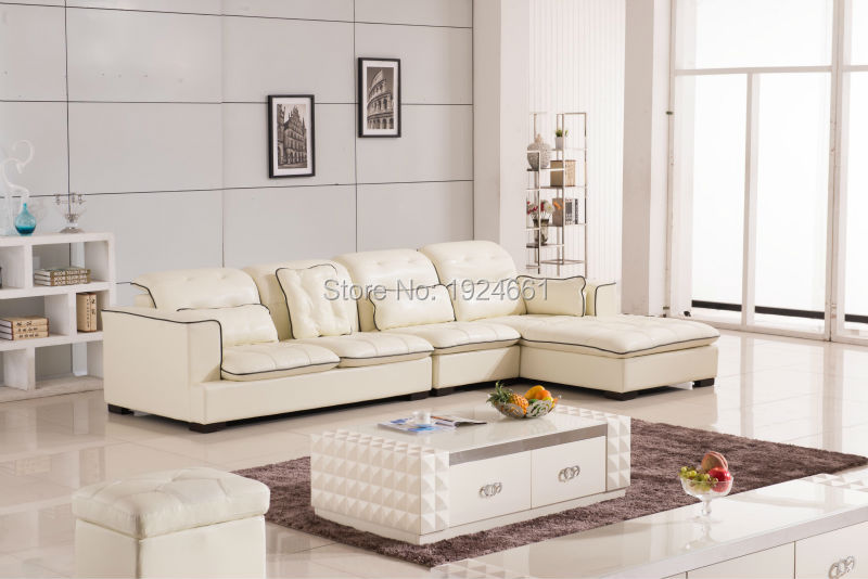 Armchair Bean Bag In Real Modern Loveseat Italian Style Leather Corner For Living Room Bedroom Furniture
