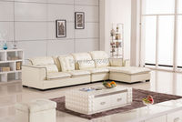Modern Style Real Leather Sofa Set For Living Room Furniture Set