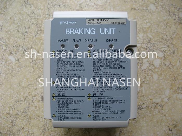 Yaskawa brake unit CDBR-4045B CDBR-4045DYaskawa brake unit CDBR-4045B CDBR-4045D
