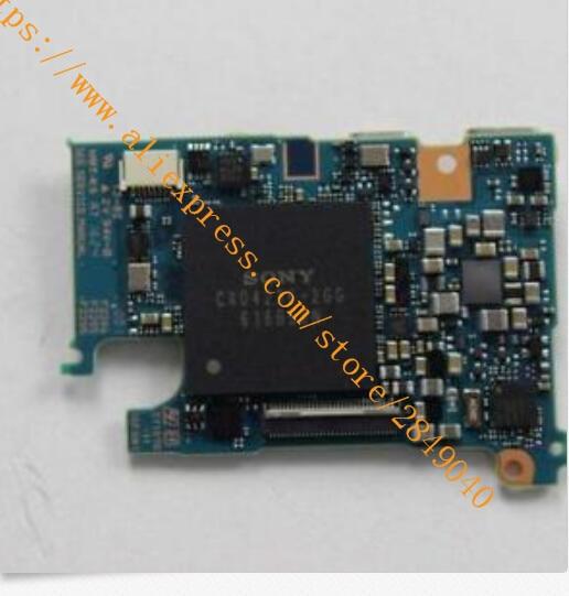 New Original motherboard main board PCB for Sony DSC-RX100M4 RX100 IV RX1004 Digital Camera 2017 liitokala 2pcs new protected for panasonic 18650 3400mah battery ncr18650b with original new pcb 3 7v