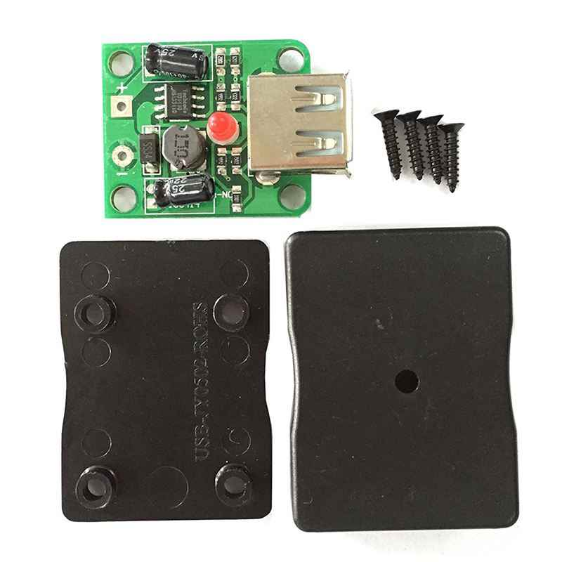 DC 5V-20V to 5V 2A Max USB Charger Regulator For Solar Panel Fold bag/ Cell Panel/ phone Charging Power Supply Module
