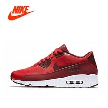 Официальный Оригинальный Новый NIKE AIR MAX 90 ULTRA 2,0 для мужчин дышащие кроссовки Limited цвет Классические уличные обувь для отдыха