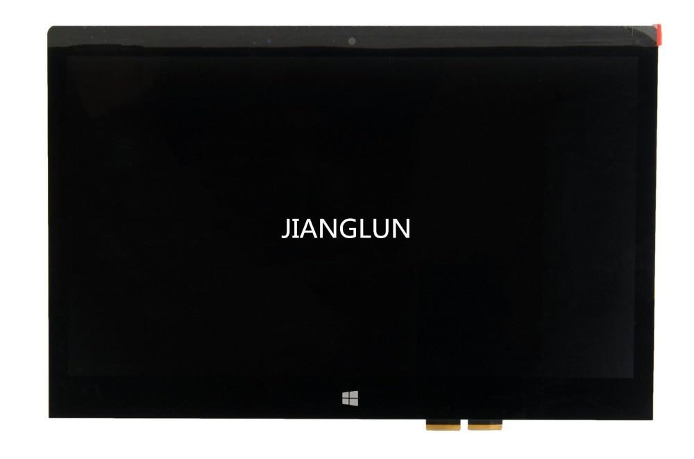 JIANGLUN For Lenovo Yoga 3 14 80JH Touch Screen Assembly jianglun for lenovo yoga s1 x240