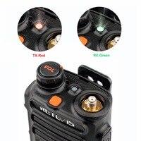 מכשיר הקשר Band Dual DMR Retevis RT82 GPS Digital Radio מכשיר הקשר 5W VHF UHF IP67 Waterproof הצפנה שיא Ham Radio משדר Hf (5)