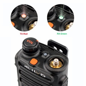 Image 5 - Walkie Talkie Digital DMR Retevis RT82 de doble banda, GPS, 5W, VHF, UHF, DMR, IP67, Ham, transmisor de Radio Amateur resistente al agua + Cable