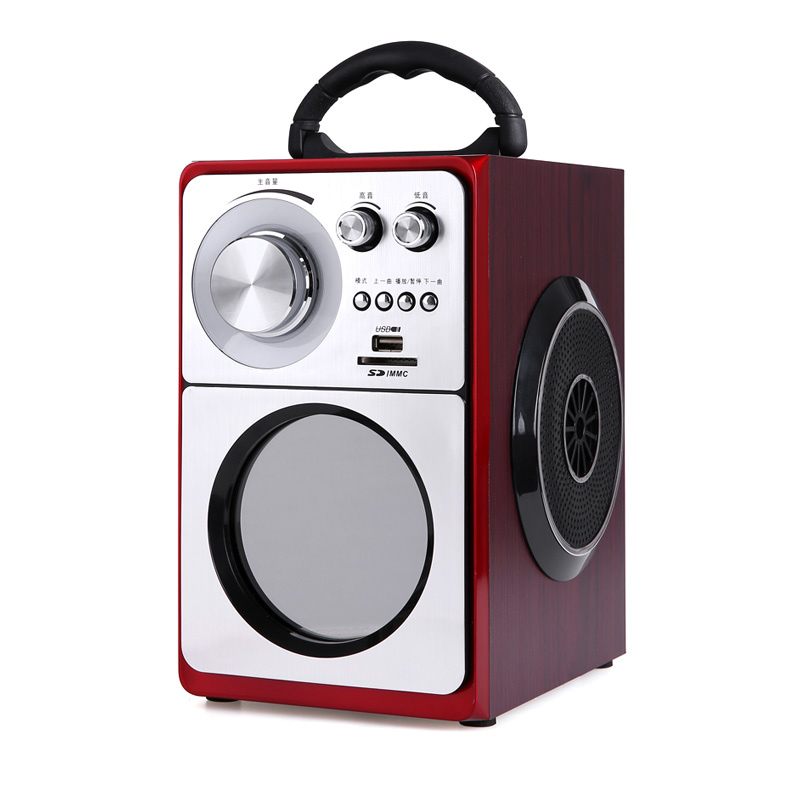 awle t 83d square dance speaker portable usb flash drive speaker outdoor card portable audio. Black Bedroom Furniture Sets. Home Design Ideas