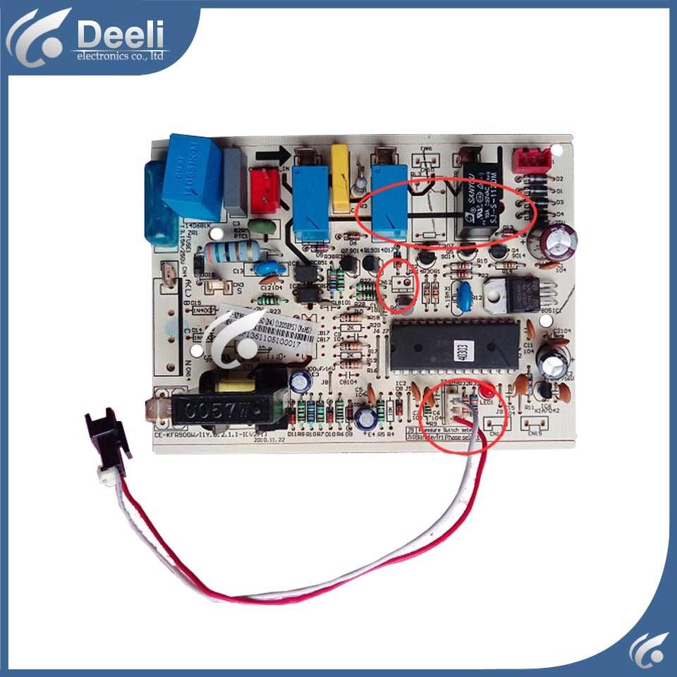 new good working for air conditioning board CE-KFR90GW/I1Y CE-KFR61W/N1-210(C9)-W pc board control board good working original used for power supply board led50r6680au kip l150e08c2 35018928 34011135