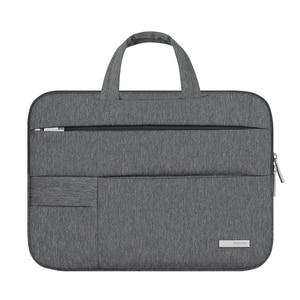 Image 3 - 11 12 13 14 15.4 15.6 Người Đàn Ông Cảm Thấy Xách Tay Túi Đựng Laptop Túi Dành Cho Acer Dell HP Asus Lenovo macbook Pro Reitina Không Khí Xiaomi