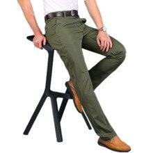 2017 новое прибытие брюки мужские джинсы случайный стиль мужчины высокого качества 100% хлопок джинсы и брюки-карго размер 30-42