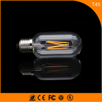 50PCS 3W E27 B22 Led Bulb, T45 LED COB Vintage Edison Light ,Filament Light Retro Bulb AC 220V