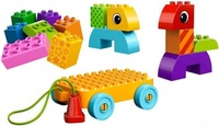 Large Size Bricks CHINA Brand Building Blocks Classic Baby Toy Compatible With Lego Duplo Toddler Build
