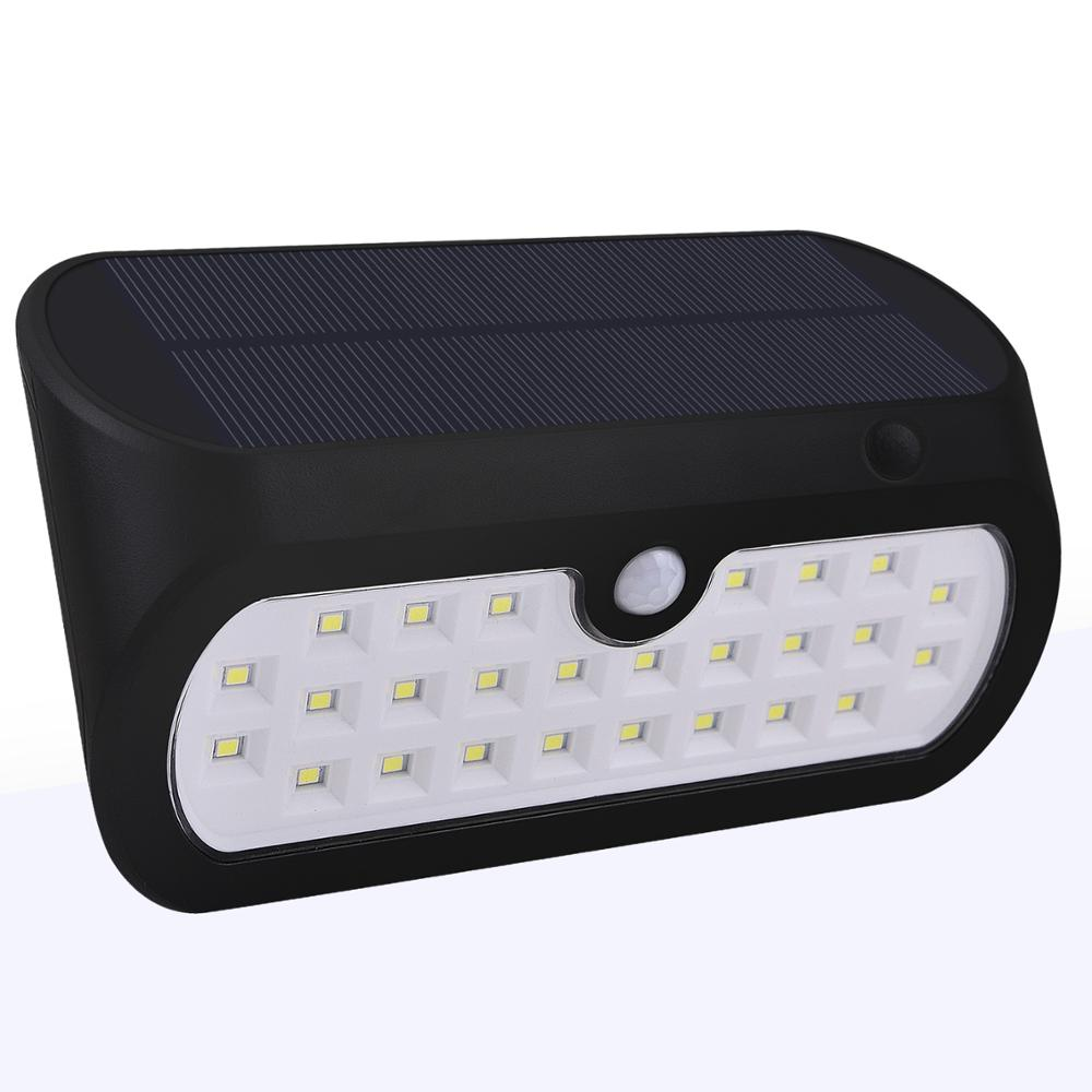 Outdoor water proof of human induction lamp of solar 26LED lamp