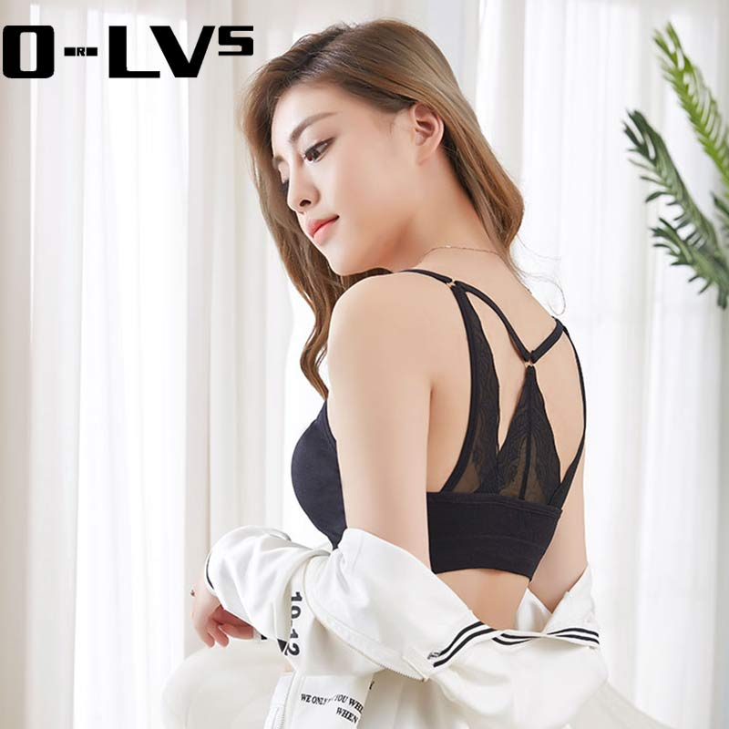 CMENIN Women Tube Tops Strapless Lace Camisole Backless Bra Bandeau Slim Sexy Solid Tanks Underwear Lady Girl Sexy Wrap B0024