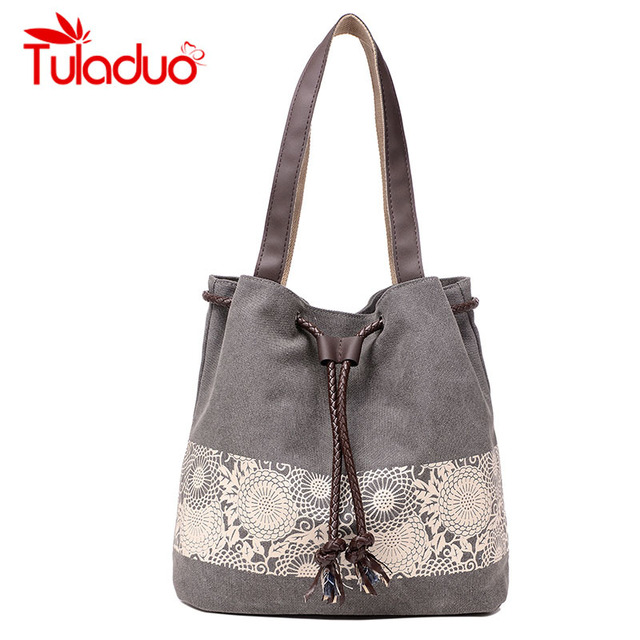 Aliexpress.com : Buy Women Flowers Bags Girls Casual Shoulder Bag ...