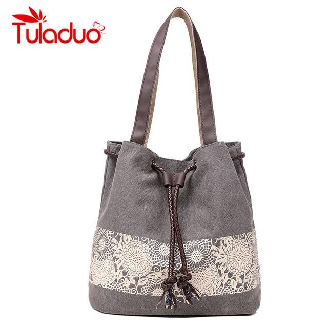 Aliexpress.com : Buy Women Flowers Bags Girls Casual Shoulder Bag ...
