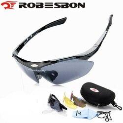Robesbon cycling eyewear bike bicycle men sunglasses sport glasses motorcycle cycling glasses protective goggles 3 lenses.jpg 250x250