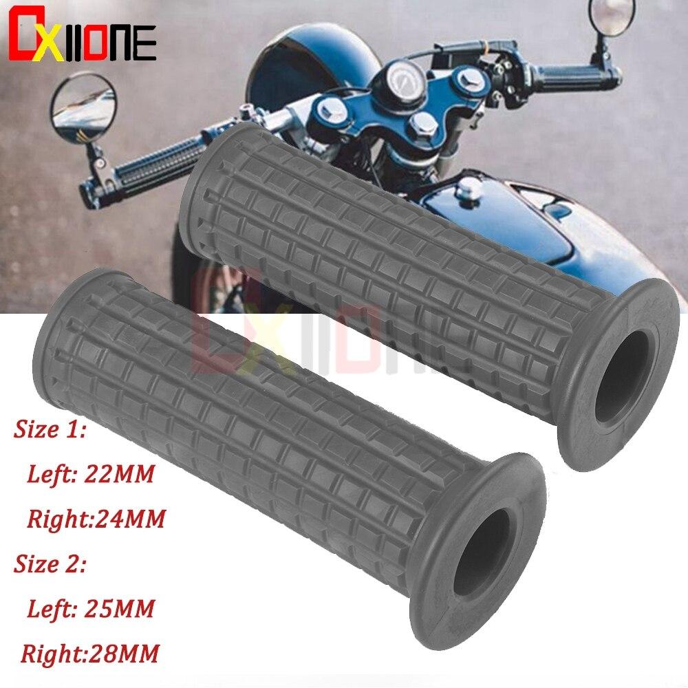 Motorcycle Accessories Dirt Bike Rubber Handle Bar Caps Motorbike Handlebar Grips For Yamaha TRICKER WR 250F 450F 250R 250X