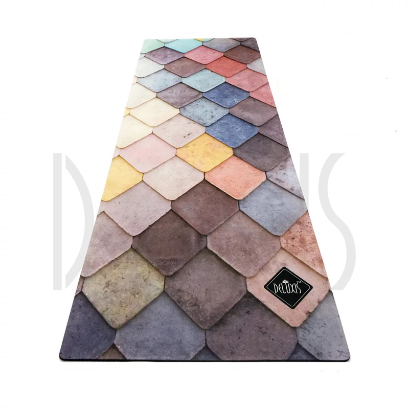 New Style 183cm*61cm*3.5mm Natural Rubber Non-Slip Tapete Yoga Gym Mat Lose Weight Exercise Mat Fitness Yoga Mat position line more longer natural rubber non slip tapete yoga suede fabric lose weight exercise mat fitness yoga mat