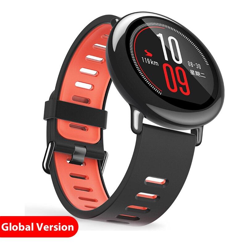Original Xiaomi amazfit Pace Sports Smart Watch English Version Heart Rate Monitor GPS Bluetooth 4 0