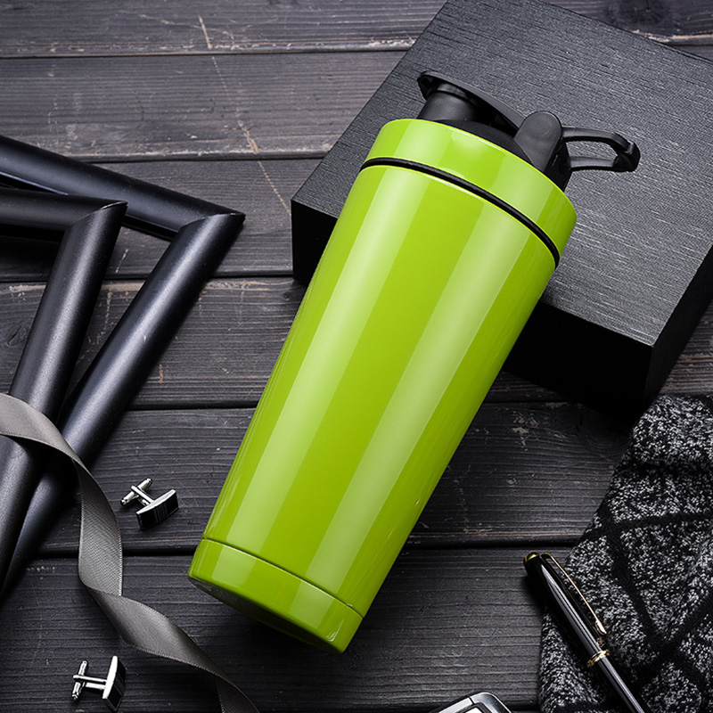 Nicole Thermos Mug Vacuum Flask Double Wall Stainless Steel Coffee Tumbler Tea Cup Sports Shaker Water Bottle