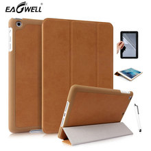 Eagwell Luxury Leather Case Smart Cover For Apple iPad 2 3 4 Fashion Ultra thin Flip Stand Tablet Cover Shell Skin Folio Case