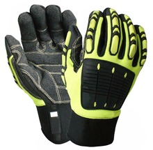 Anti Vibration Working Glove Vibration and Shock Resistant Gloves Anti Impact Mechanics Work Glove недорого