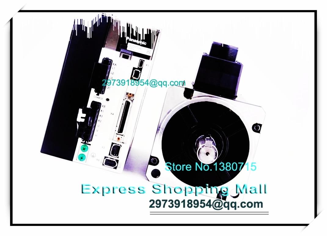 MHME202GCHM MEDKT7364CA1 2KW 9 55nm 2000rpm 20 bit brake 200V Universal MINAS A5II servo motor font