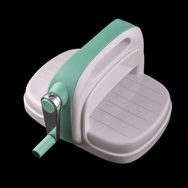 Высечка машина для тиснения записи скрапбукинга резак бумажный альбом карта кусок высечки инструмент - 4