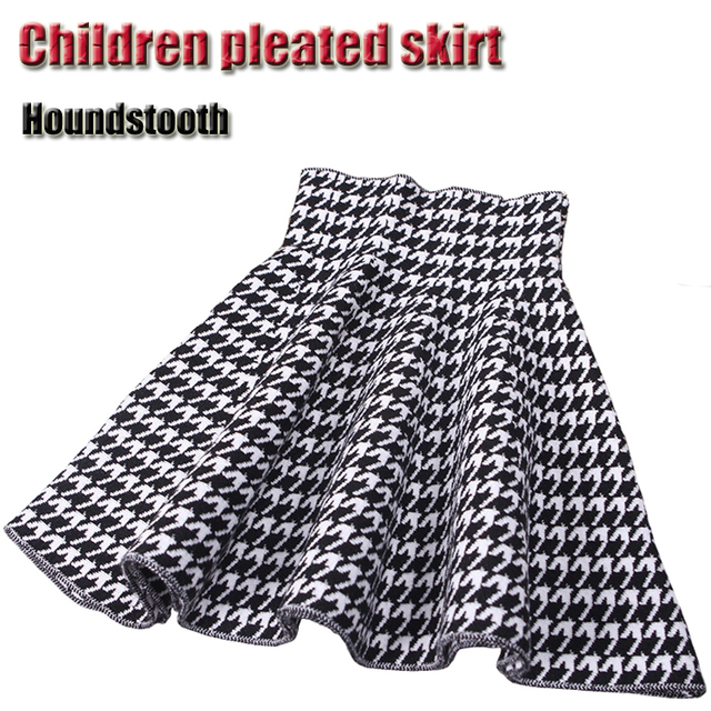 Aliexpress.com : Buy Autumn Winter Style Black And White Houndstooth ...