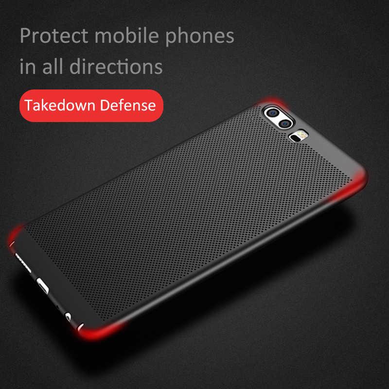PC ケース Huawei 社 P20 プロメイト 10 lite P10 プラス P8 P9 Lite ミニ Y3 Y5 2017 Y6 II ノヴァ 2i のため 8 9 6X 7X 9i 8 ライトカバー
