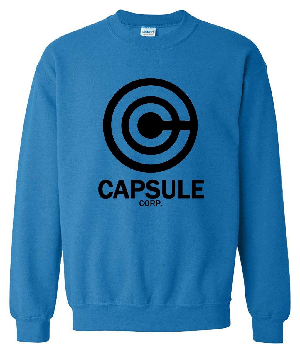 DRAGON BALL Z Capsule Corp Sweetshirts
