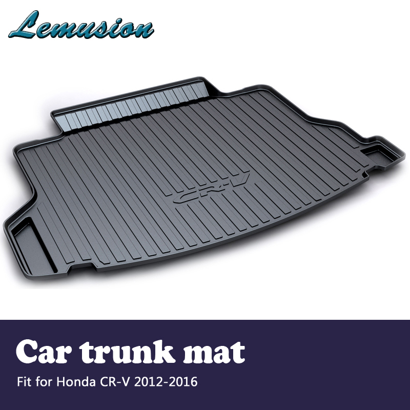 1Set Car Cargo rear trunk mat For Honda CR V CRV 2012 2013 2014 2015 2016