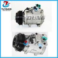 Auto airco ac compressor voor SSANGYONG REXTON KYRON ACTYON 6652300311 66523-00311 66513-03111 6652300511