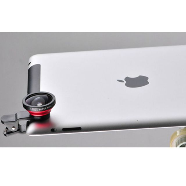 LQ003 universal 3 in 1 clip lens for  all kinds of android and intelligent mobile phones cell phone acessories cellular out lens