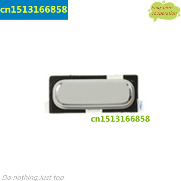 OEM Main Return Keypad Home Button Replacement for Samsung Galaxy S4 IV SGH-I9505 i9500 M919 I337 AT&T - White