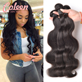 Brazilian Virgin Hair Body Wave 3 Bundles Brazilian Body Wave Brazilian Hair Weave Bundles Human Hair 100% Virgin Brazilian Hair