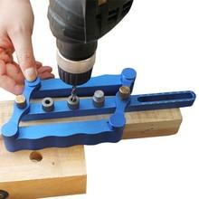 Professional Woodworking Self Centering Dowel Jig Kit 6 8 10mm