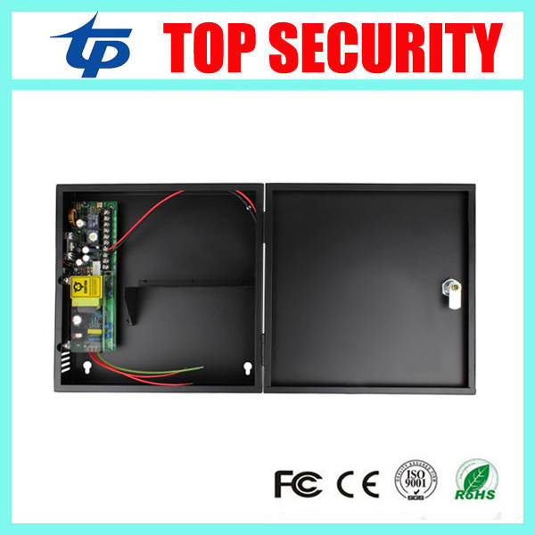 DC12V/24V New Door Access Control system Switch Power Supply 3A/AC 110~240V With Back Up Battery wholesale back up battey function door access control system switch power supply ac110 260v dc12v 5a access control power supply