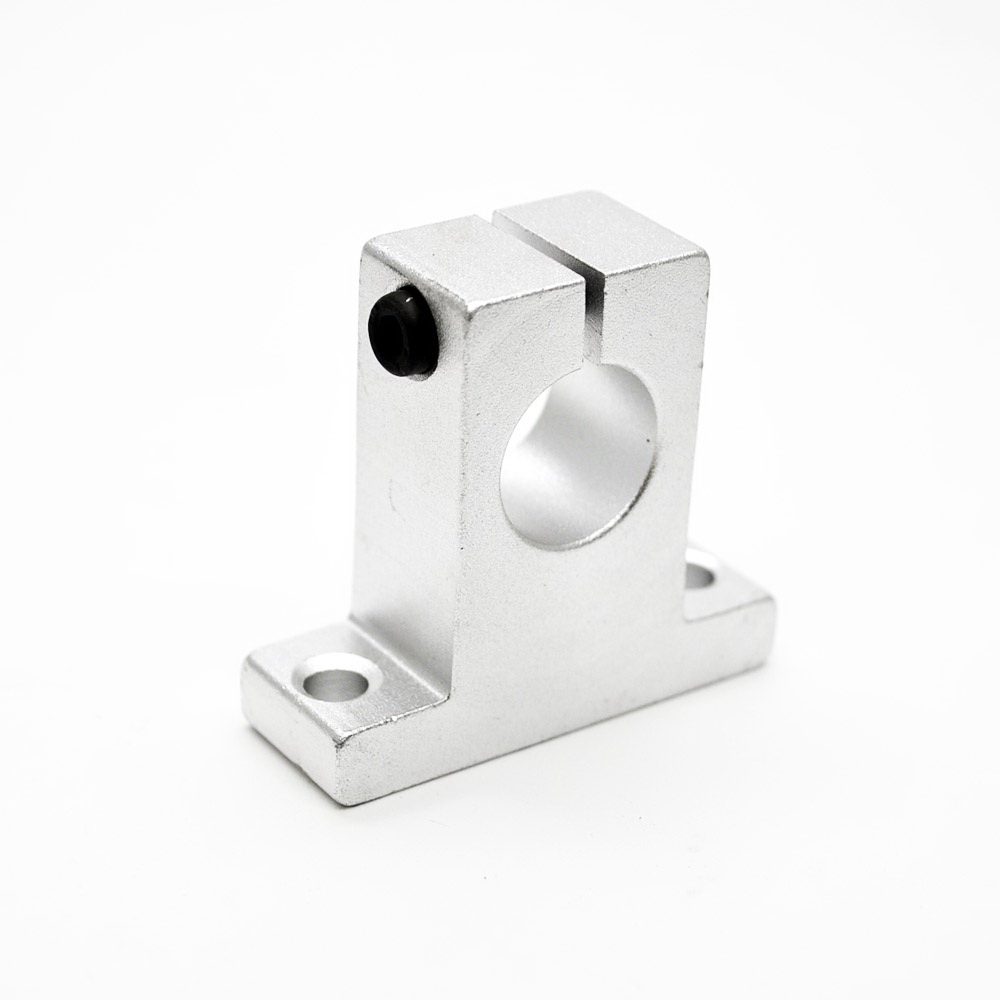 40mnm SK40 Linear Rail Shaft Guide Support Bracket/Bearing CNC Step Motor toothed belt drive motorized stepper motor precision guide rail manufacturer guideway