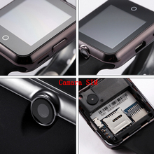 NEUE Smart Watch D3 Uhr Sync Notifier Unterstützung Kamera Sim-karte Bluetooth-konnektivität Android Phone Kamerad Smartwatch PK DZ09 U8