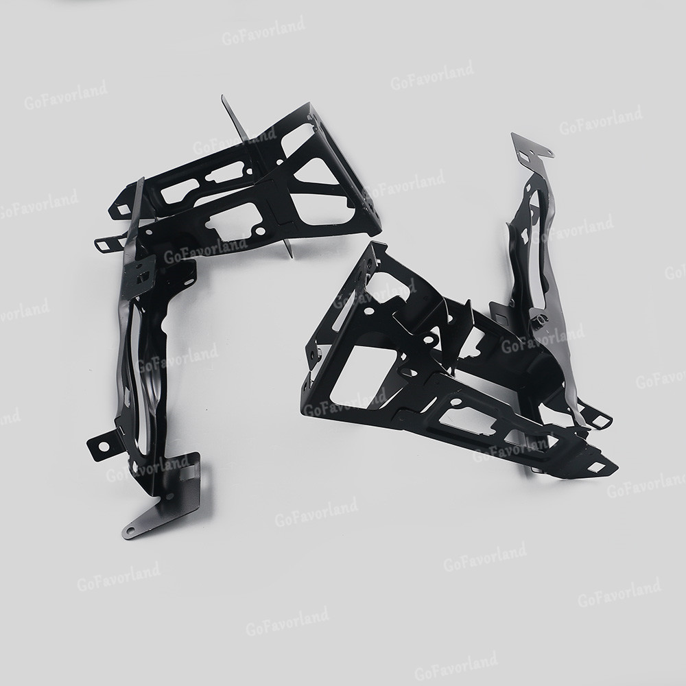 LH Left Radiator Support Headlight Bracket For BMW 3 Series F23 F30 F31 F32 F33