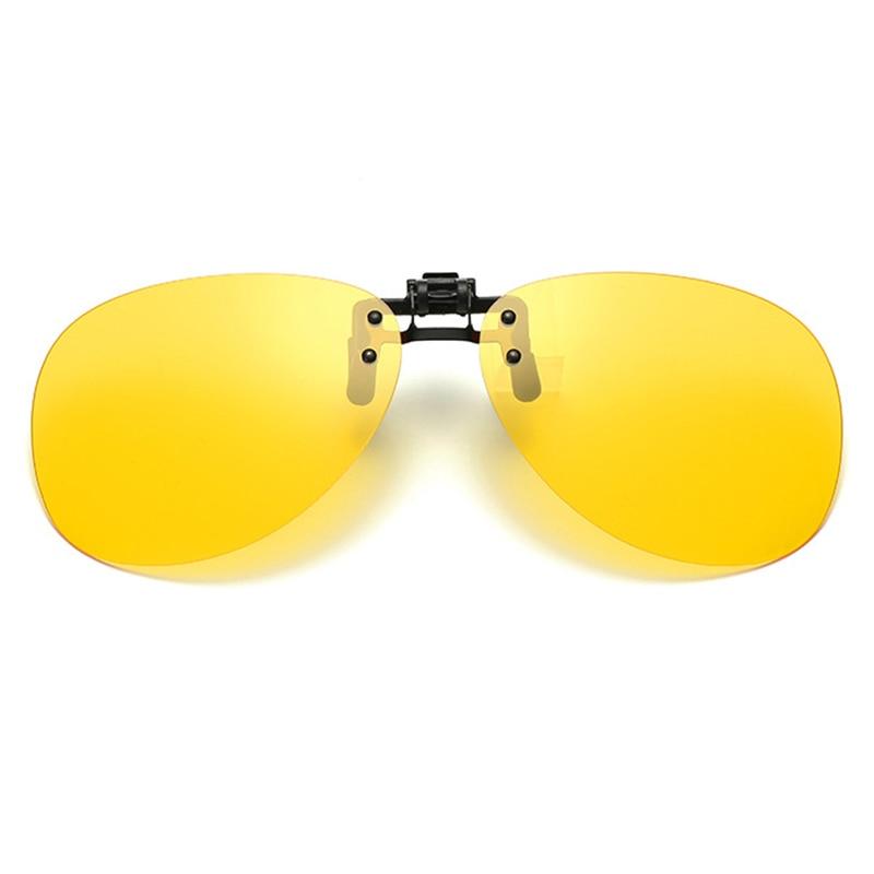 Clip de aviación de moda en gafas de sol polarizadas Hombres - Accesorios para la ropa - foto 6
